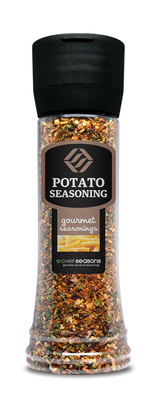 Chef SeasonsPatates Çeşnisi 185 g (Değirmen)